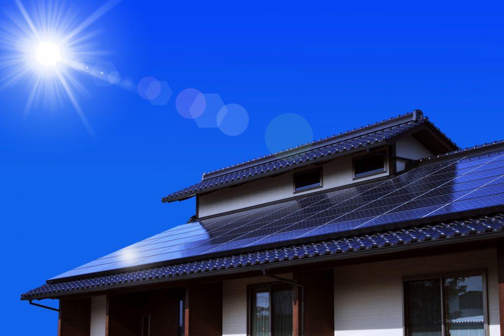 太陽光発電システム定額利用サービス、始めました!